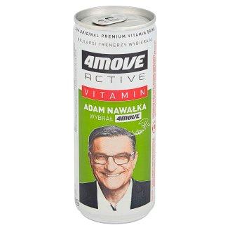4Move Active Vitamin Witaminy + Minerały Napój gazowany 250 ml