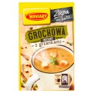 Winiary Pea with Croutons Instant Soup 22 g