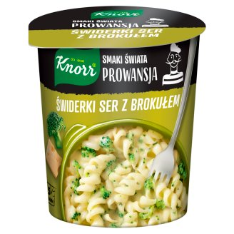 Knorr Voyage Fromage Danie makaron 69 g