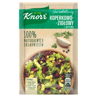Knorr Dill and Herb with Charlock Salad Dressing 8.6 g