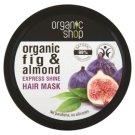 Organic Shop Grecka figa Ekspresowo nabłyszczająca maska do włosów 250 ml