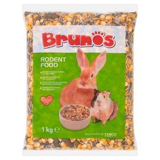 Brunos Pełnoporcjowa karma dla gryzoni 1 kg