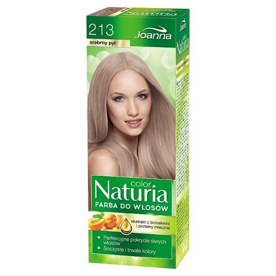 Joanna Naturia color Hair Dye Silver Dust 213