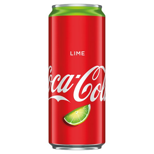 Coca-Cola Lime Drink 330 ml