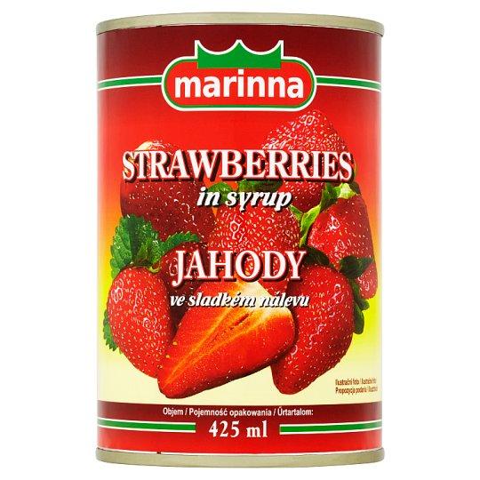 marinna Strawberries in Brine 410 g