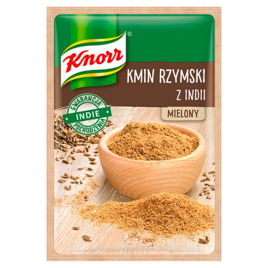 Knorr Ground Roman Cumin from India 15 g