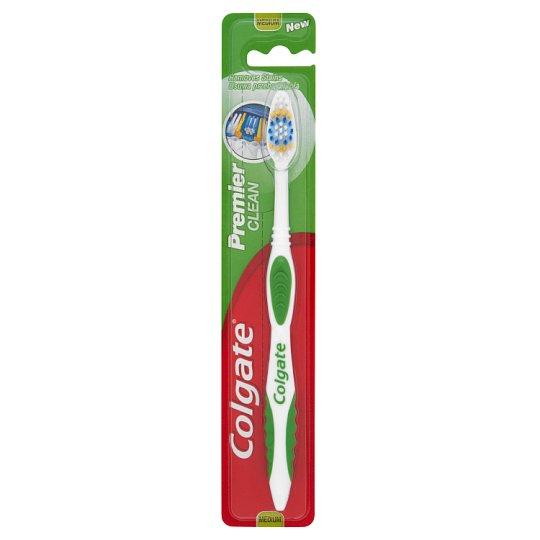 Colgate Premier Clean Medium Toothbrush