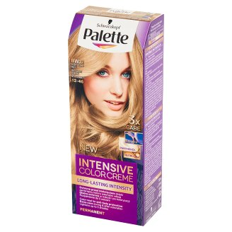 Palette Intensive Color Creme Hair Colorant Nude Light Blonde BW12