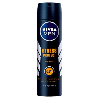 NIVEA MEN Stress Protect Antyperspirant w aerozolu 150 ml