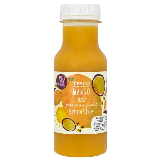 Tesco Mango and Passionfruit Smoothie 250 ml