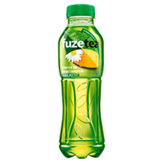 FuzeTea Green Ice Tea Mango Chamomile Drink 500 Ml
