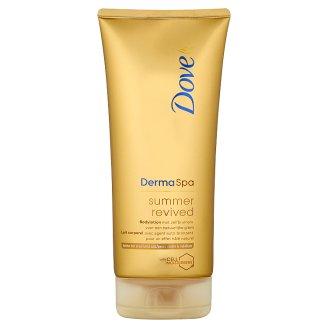 Dove Derma Spa Summer Revived Samoopalający balsam do ciała do jasnej i średniej karnacji 200 ml