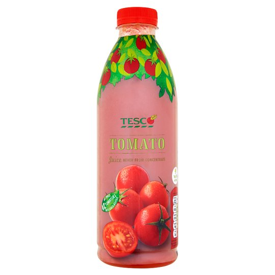 Tesco Tomato Juice Never from Concentrate 1 L