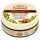 Green Pharmacy Masło do ciała Masło shea i zielona kawa 200 ml