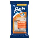 Presto Kitchen Cleaning Wipes 72 Pieces
