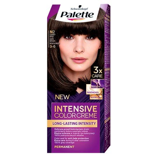 Palette Intensive Color Creme Hair Colorant Dark Brown N2