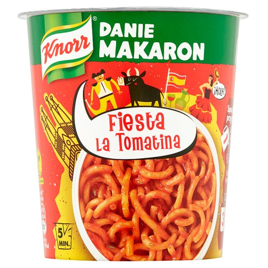 Knorr Fiesta La Tomatina Instant Dish Pasta 69 g