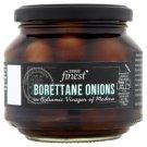 Tesco Finest Cebula Borettane w occie balsamicznym z Modeny z oliwą z oliwek 300 g