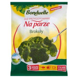 Bonduelle Już przygotowane na parze Brokuły 400 g