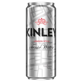 Kinley Tonic Water Carbonated Drink 330 ml