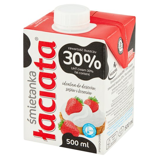 Łaciata 30% Cream 500 ml