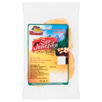 Milkeffekt Janosik Cheese 55 g (2 Pieces)