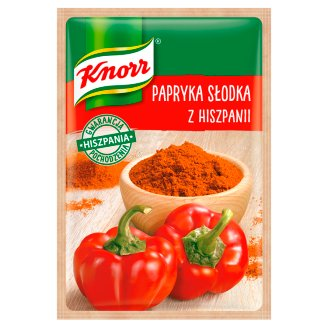 Knorr Sweet Paprika from Spain 20 g