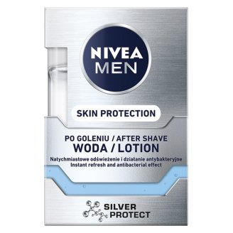 NIVEA MEN Skin Protection Woda po goleniu 100 ml