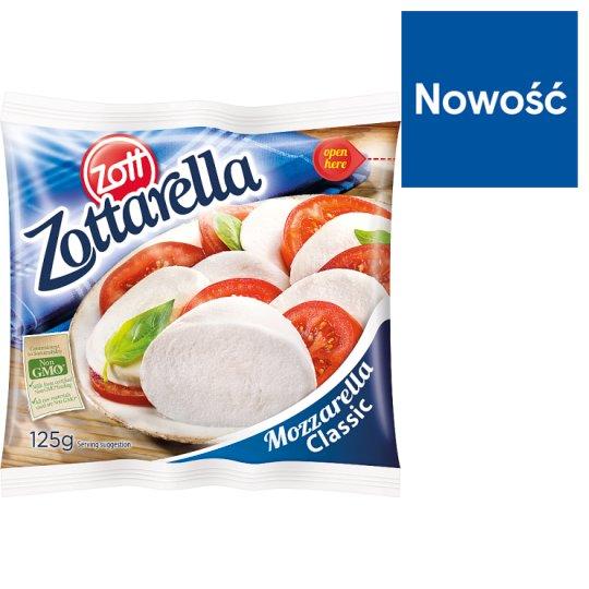 Zott Zottarella Classic Mozzarella Cheese 125 g