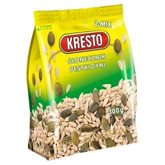 KRESTO Sunflower Seeds Pumpkin Seeds 300 g