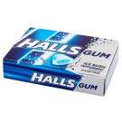 Halls Gum Ice Rush Peppermint Flavour Sugar Free Gum 18 g