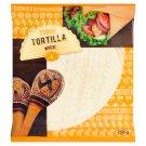 Tesco Tortilla Placki pszenne 250 g (4 x 62,5 g)