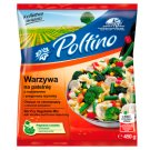 Poltino Stir-Fry Vegetable Mix with Noodles and Roman Seasoning 450 g