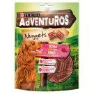 Adventuros Nuggets o smaku dzika Uzupełniająca karma dla dorosłych psów 90 g