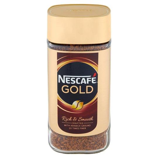 Nescafé Gold Rich & Smooth Instant Coffee 200 g