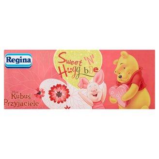 Regina Disney Winnie the Pooh Tissues 10 x 9 Pieces