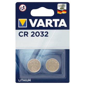 Varta CR2032 3 V Lithium Battery 2 Pieces