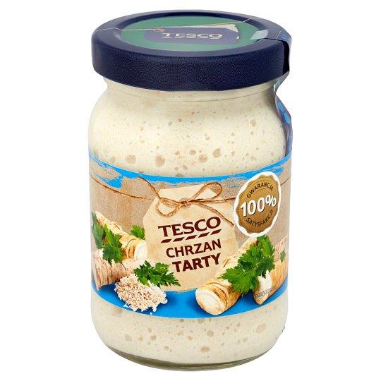 Tesco Grated Horseradish 170 g