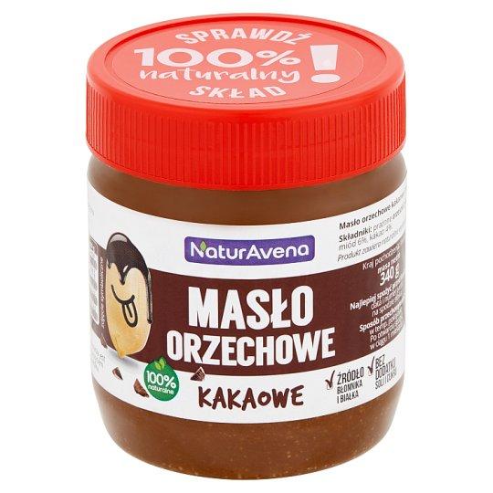 NaturAvena Cocoa Peanut Butter 340 g
