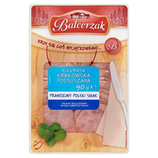 Balcerzak Kiełbasa krakowska podsuszana wieprzowa 90 g