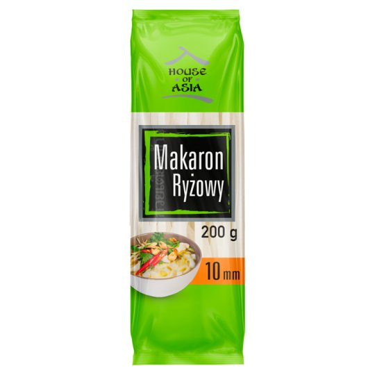 House of Asia 10 mm Ribbon Rice Noodle 200 g