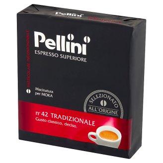 Pellini Tradizionale Espresso Superiore Kawa mielona 2 x 250 g