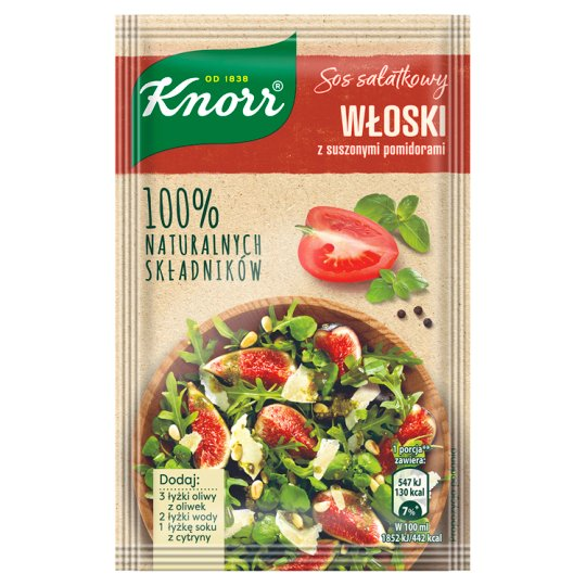 Knorr Italian with Dried Tomatoes Salad Dressing 8.2 g