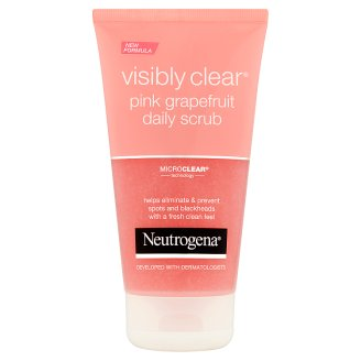 NEUTROGENA Visibly Clear Pink Grapefruit Peeling do twarzy 150 ml