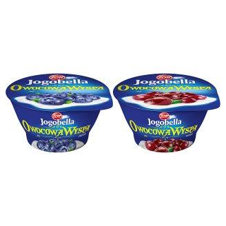 Zott Jogobella Owocowa Wyspa Cherry Yoghurt Dessert 150 g