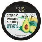 Organic Shop Honey Avocado Express Repair Hair Mask 250 ml
