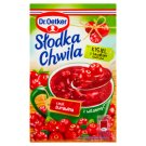 Dr. Oetker Słodka Chwila Jelly with Cranberries 32.5 g