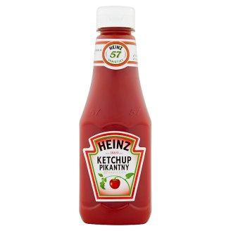 Heinz Hot Ketchup 342 g