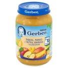 Gerber Jabłka mango z nutką ananasa i kluseczkami po 10 miesiącu 190 g