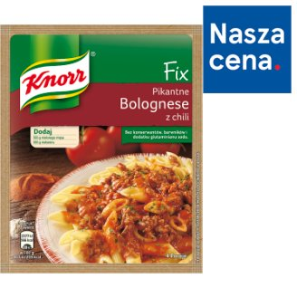 Knorr Fix Spicy Bolognese with Chilli 46 g